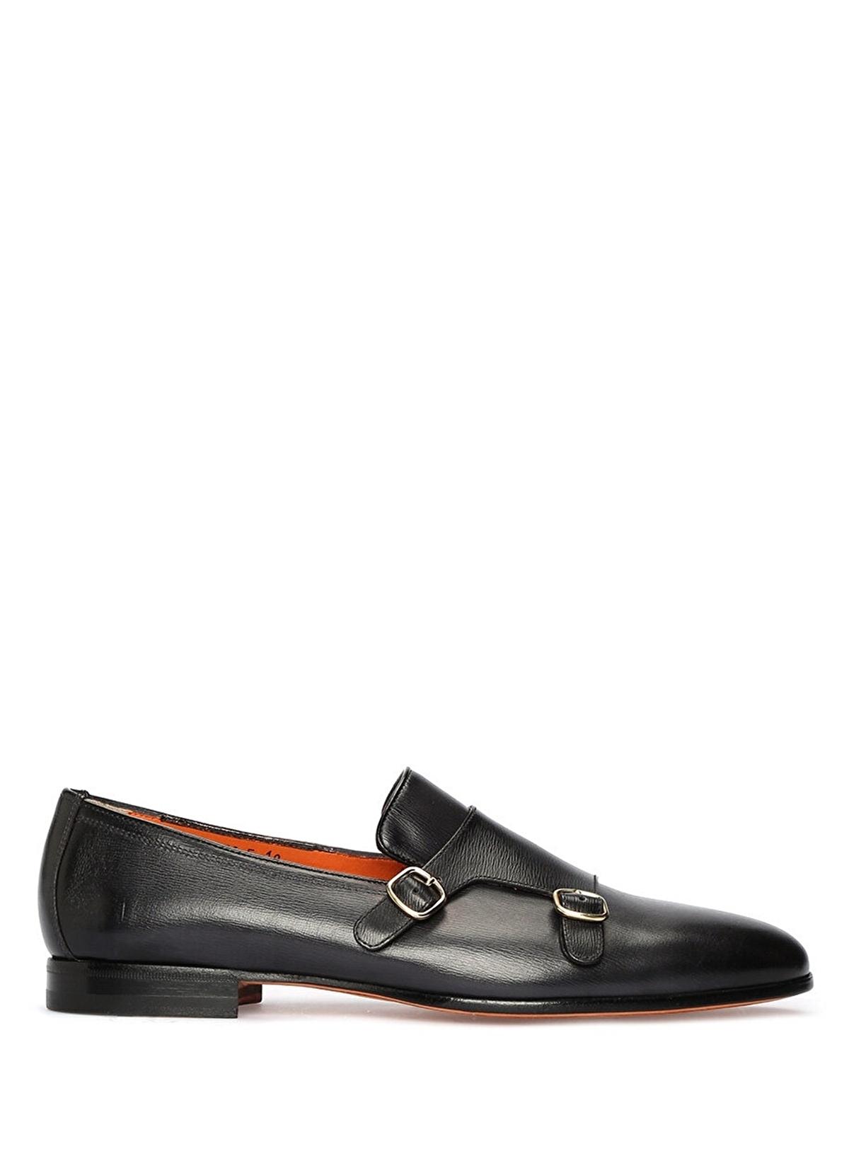 Santoni %100 Deri Loafer Ayakkabı 3945.0 Tl